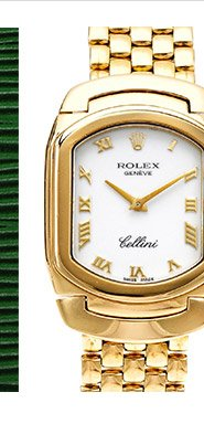 Cellini 18k Watch