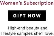Women's Subscriptin: Gift Now