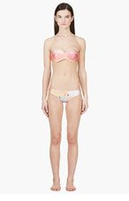WE ARE HANDSOME Pink THE BAHAMAS Underwire Bikini for women