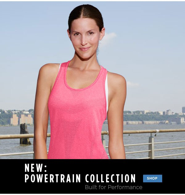 SHOP PowerTrain Collection