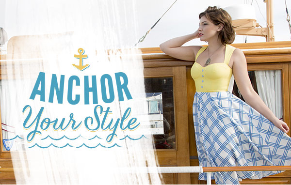 Anchor Your Style