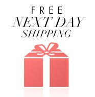 Free Next Day Shipping Upgrade