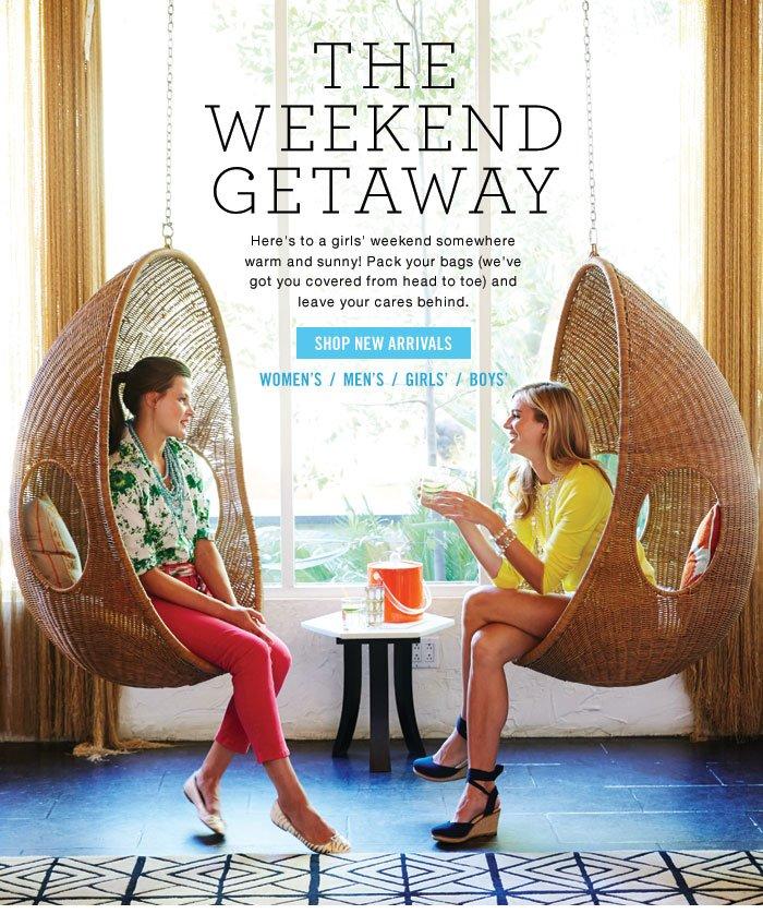 The Weekend Getaway > Shop New Arrivals