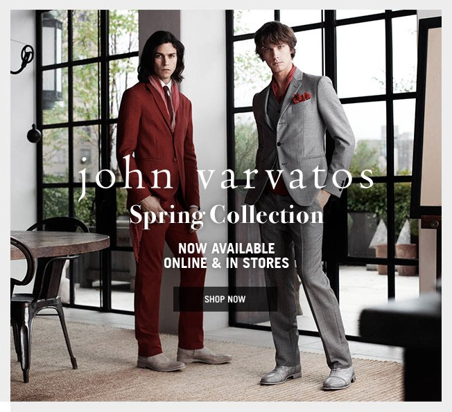 The Spring Collection Has Arrived – Shop Now