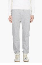 ACNE STUDIOS Heather Grey Fred Lounge Pants for men