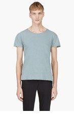 LEVIS VINTAGE CLOTHING Blue Bias Cut T-Shirt for men