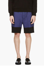 ACNE STUDIOS Indigo Lounge Shorts for men