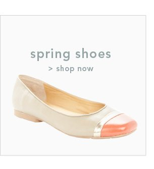 Shop Spring Shoes