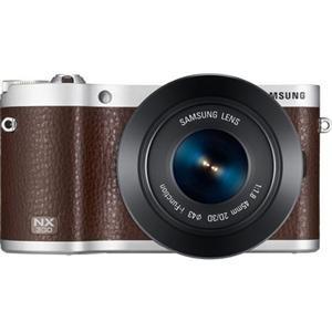 Adorama - Samsung NX300 Mirrorless Digital Camera, with Samsung 45mm f/1.8