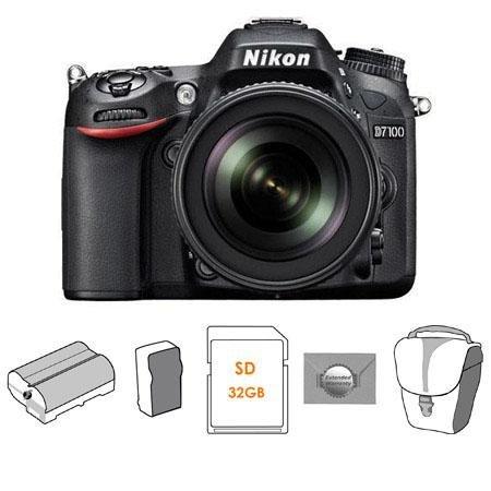 Adorama - Nikon D7100 DSLR Bundles