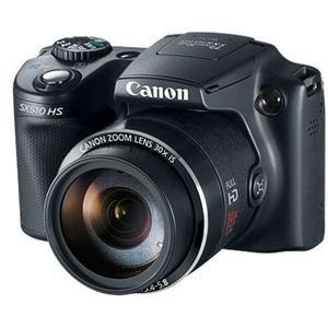 Adorama - Canon Powershot SX510 Digital Camera Bundles
