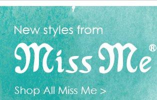 Shop Miss Me