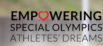 Empowering Special Olympics Athletes' Dreams