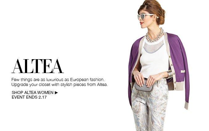 Shop Altea - Women.