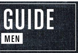 Shop Men's Denim Guide