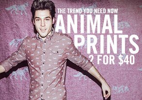 Shop The Trend You Need: Animal Prints