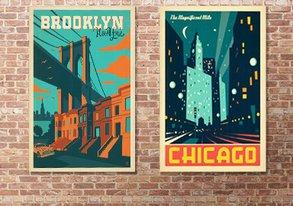 Shop Cover Your Walls: NEW Canvas Prints