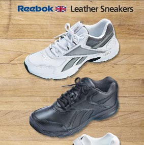 Shop Leather Sneakers