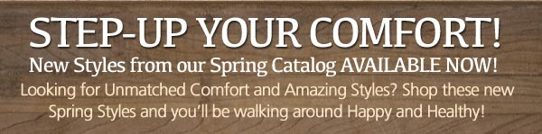 Step-Up Your Comfort!