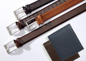 Leone Braconi: Belts & Wallets
