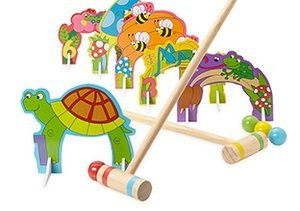 Game On: Puzzles, Playsets & More