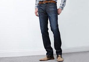 Essentials: Dark Wash Jeans