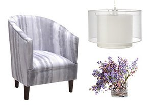 Setting the Tone: Chairs, Lighting & More