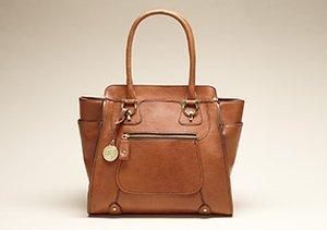 Get a Grip: Top Handle Bags