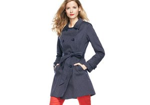 Rainy Day Chic: Jackets & Trenches