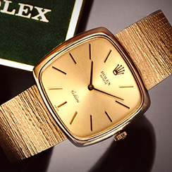 Rolex, Cartier & Bvlgari