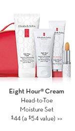 Eight Hour® Cream Head-to-Toe Moisture Set $44 (a $54 value).