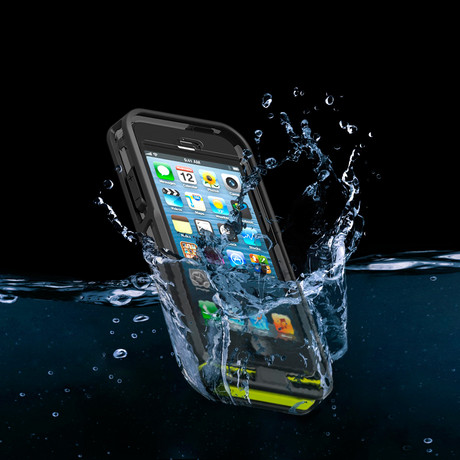 Fantom Five // Waterproof iPhone 5/5s Case