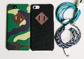 Shop For Your Phone: NEW Cables & Cases
