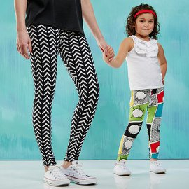 Made to Match: Mommy & Me Leggings