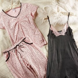 Delicate Dreams: Women's Sleepwear