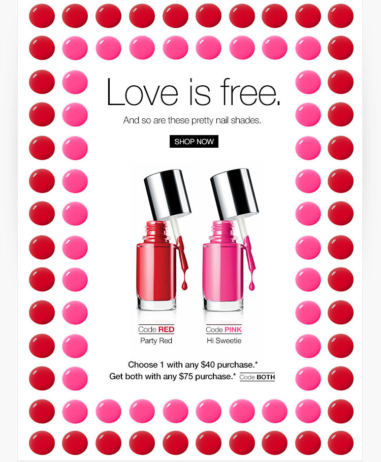 Love is free.