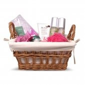 For Your Eyes Only Gift Basket