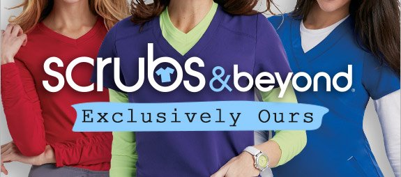 Scrubs and Beyond - Exclusively ours