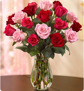 Enchanted Rose Medley Same-Day Local Florist Delivery Shop Now