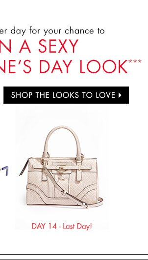 SHOP THE LOOKS TO LOVE