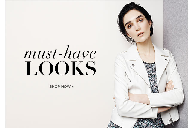 The Latest Must-Have Looks: Tonal Prints & Winter Neutrals