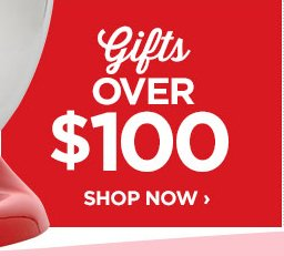 GIFTS UNDER $100                                  SHOP NOW ›