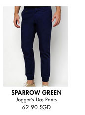 Jogger pants for 62.90SGD