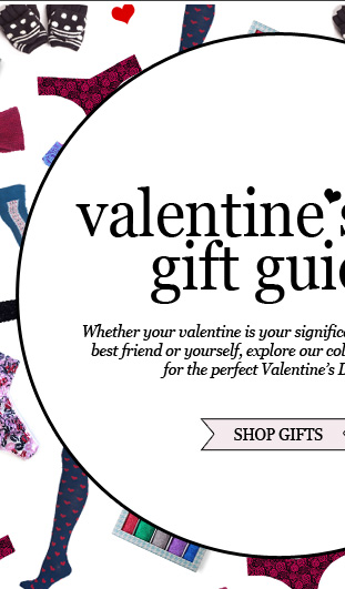 Look through our gift guide for the perfect Valentine's Day gift!
