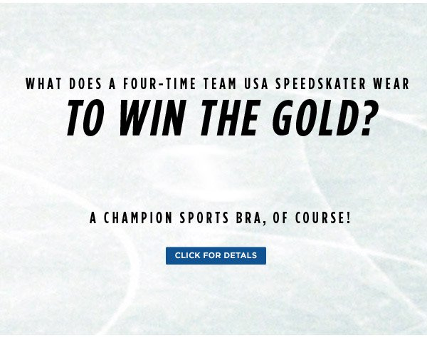 What a Team USA Speedskater Wears to Win Gold!
