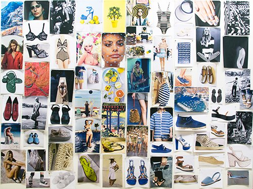 Read Jessie's Inspiration Behing The New Spring 2014 Collection on The Official LR Blog blog.LoefflerRandall.com