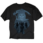 Sons of Anarchy 'Motorcycle Cruising' T-Shirt