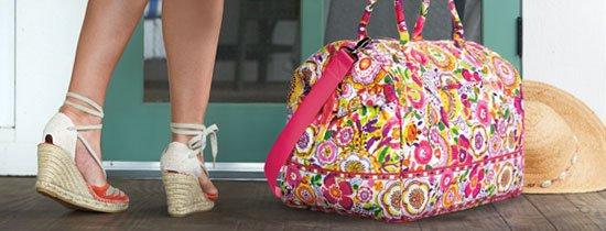 Frame Travel Bag