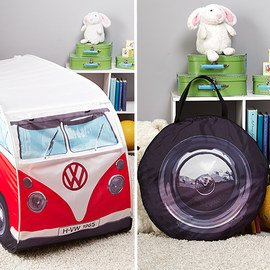 For Small Spaces: Fold-Down Toys