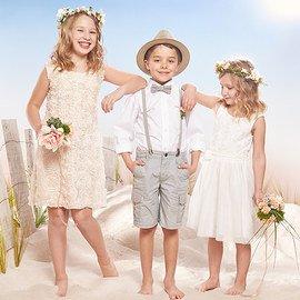 Beach Wedding: Kids' Apparel & Accents